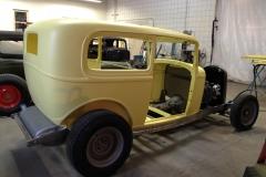 Bob and Laura 1932 Ford 2 Dr Sedan