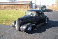 Charlie Baldwin 1938 Chevrolet Coupe