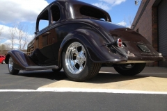 Don Kilgore 1934 Chevrolet Master Coupe