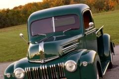 Ed Tesar 1947 Ford Pickup