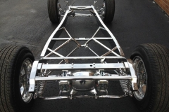 Stainless Steel '32 Ford Chassis
