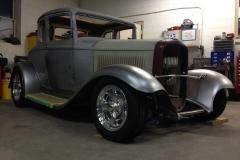 Stefanie Geirke 1932 Ford 5W