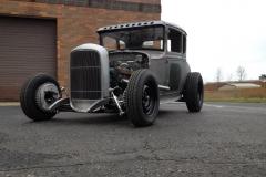 Tom Burton 1931 Ford