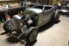 Tommy 1932 Ford Roadster
